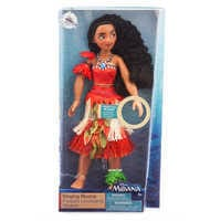 Image of Moana Singing Doll # 2