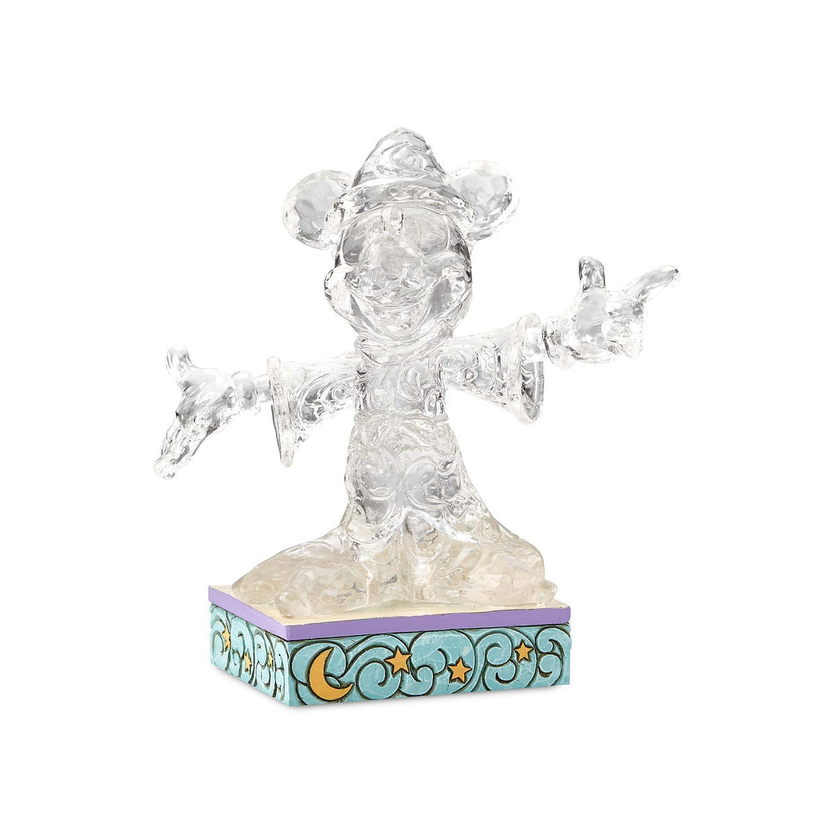 1e78903a5 Product Image of Mickey Mouse   Sorcerer Mickey Illuminated   Figure by Jim  Shore