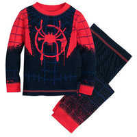 Image of Spider-Man Miles Morales PJ PALS for Kids # 1