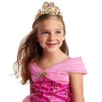 Image of Aurora Costume for Kids - Sleeping Beauty # 3
