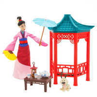 Image of Mulan Tea Ceremony Playset # 1