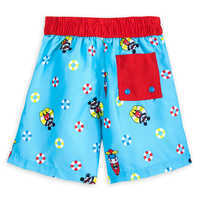 Image of Mickey Mouse and Donald Duck Swim Trunks for Boys # 3