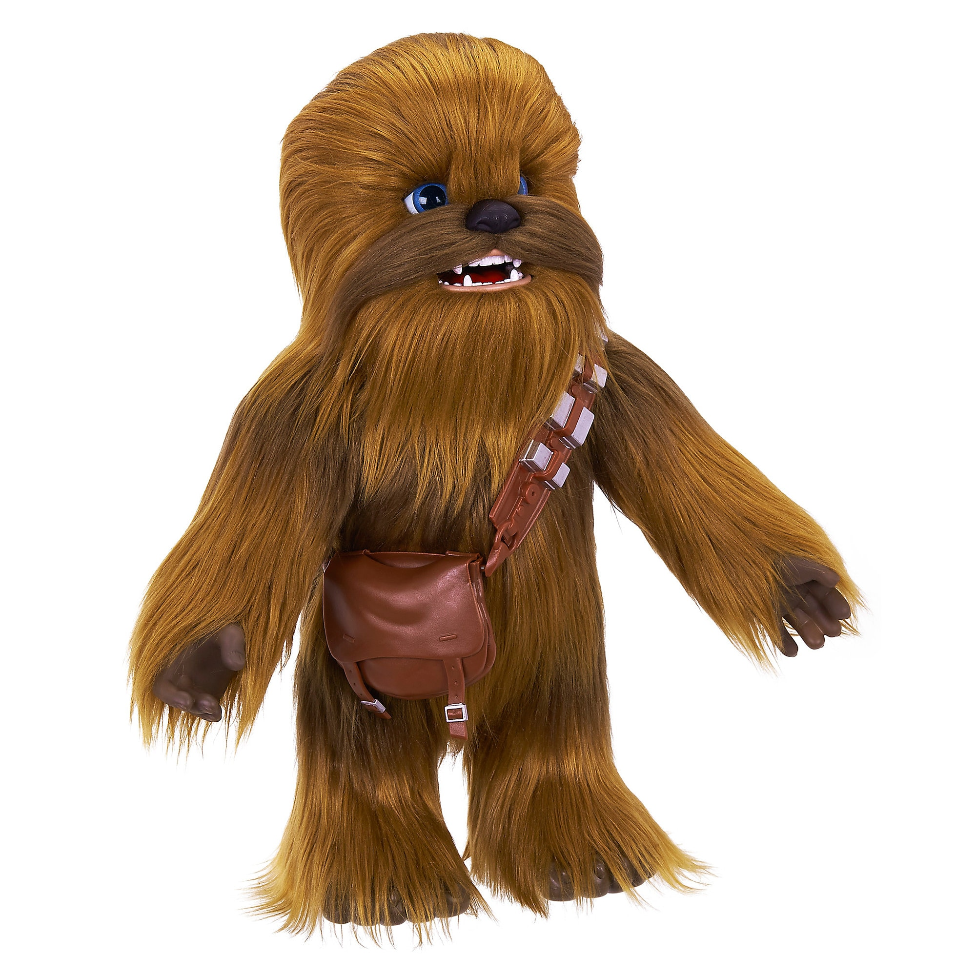 chewbacca interactive toy by hasbro star wars shopdisney