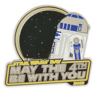 Image of R2-D2 May the 4th Be With You Pin - Limited Release # 2