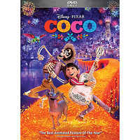 Image of Coco DVD # 1