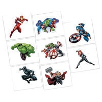 Image of Avengers Tattoos - 2 Pack # 1