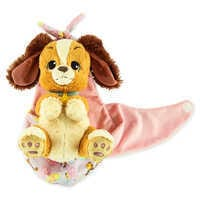 Image of Lady Plush with Blanket Pouch - Disney's Babies - Small # 2