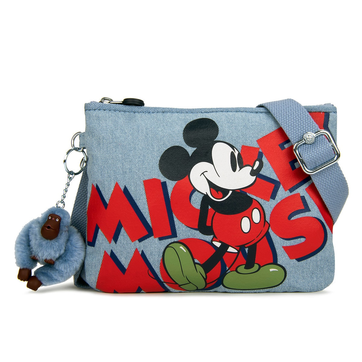 ec78d2ce8f4 Product Image of Mickey Mouse Crossbody Bag by Kipling # 1