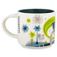 Image of Disney's Hollywood Studios Starbucks YOU ARE HERE Mug # 2