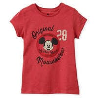 Image of The Mickey Mouse Club Mouseketeer T-Shirt for Girls # 1