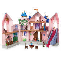Image of Disney Animators' Collection Deluxe Sleeping Beauty Castle Play Set # 5