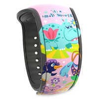 Image of Disney it's a small world MagicBand 2 # 1
