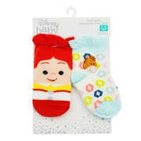 Image of Jessie and Bullseye Socks Set for Baby - Toy Story # 2