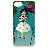 Image of The Haunted Mansion Tightrope Walker iPhone 8 Case # 1