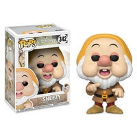 Sneezy Pop! Vinyl Figure by Funko