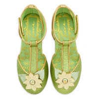 Image of Tiana Costume Shoes for Kids # 3