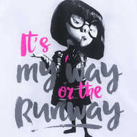 Image of Edna Mode Fashion T-Shirt for Women - Incredibles 2 # 2