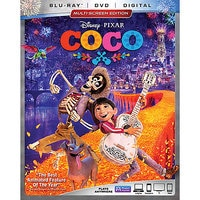 Image of Coco Blu-ray Combo Pack Multi-Screen Edition # 1