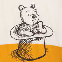 Image of Winnie the Pooh Pullover Sweater for Women # 3