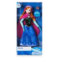 Image of Anna Classic Doll with Ring - Frozen # 2