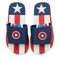 Image of Captain America Sandals for Kids # 2