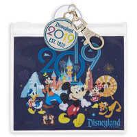 Image of Disneyland Resort Pin Trading Pouch - 2019 # 1