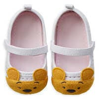 Image of Winnie the Pooh Crib Shoes for Baby # 4