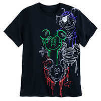 Mickey Mouse Halloween T Shirt For Men by Disney