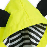 Image of Mickey Mouse Packable Rain Jacket and Attached Carry Bag for Kids # 6