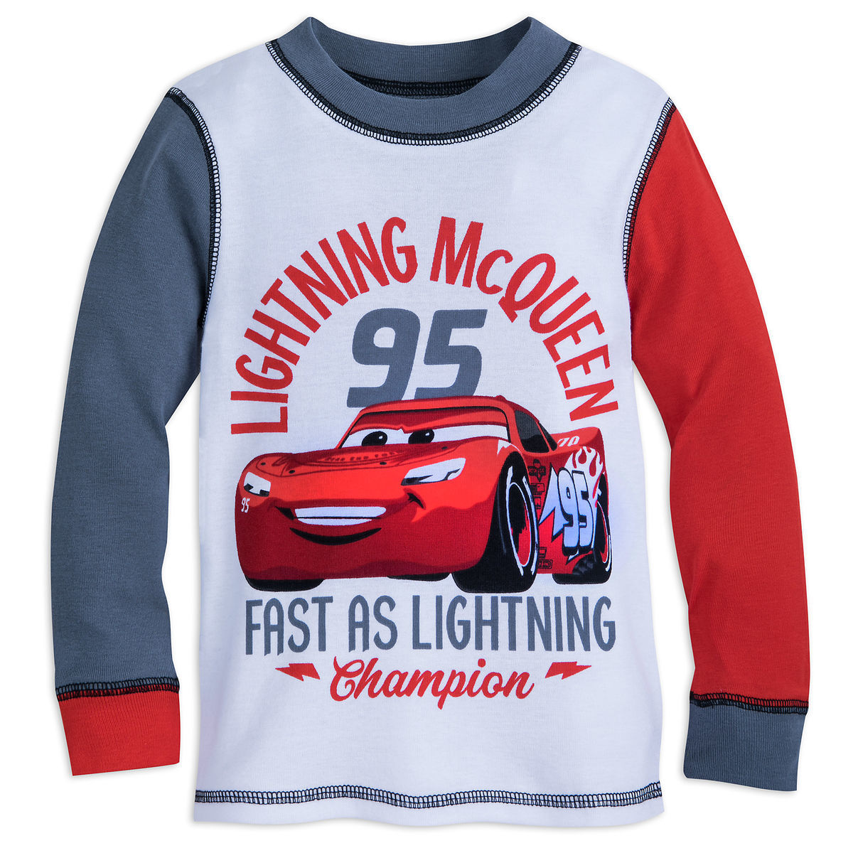 30a7452b878 Product Image of Lightning McQueen PJ PALS for Boys   2