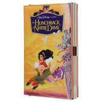 Image of The Hunchback of Notre Dame ''VHS Case'' Clutch Bag - Oh My Disney # 1