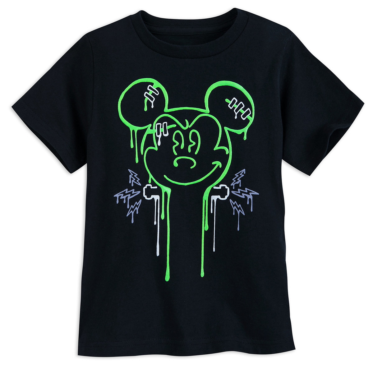 product image of mickey mouse halloween t shirt for kids 1