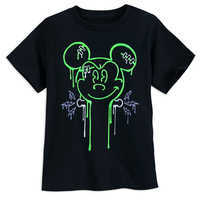 Image of Mickey Mouse Halloween T-Shirt for Kids # 1