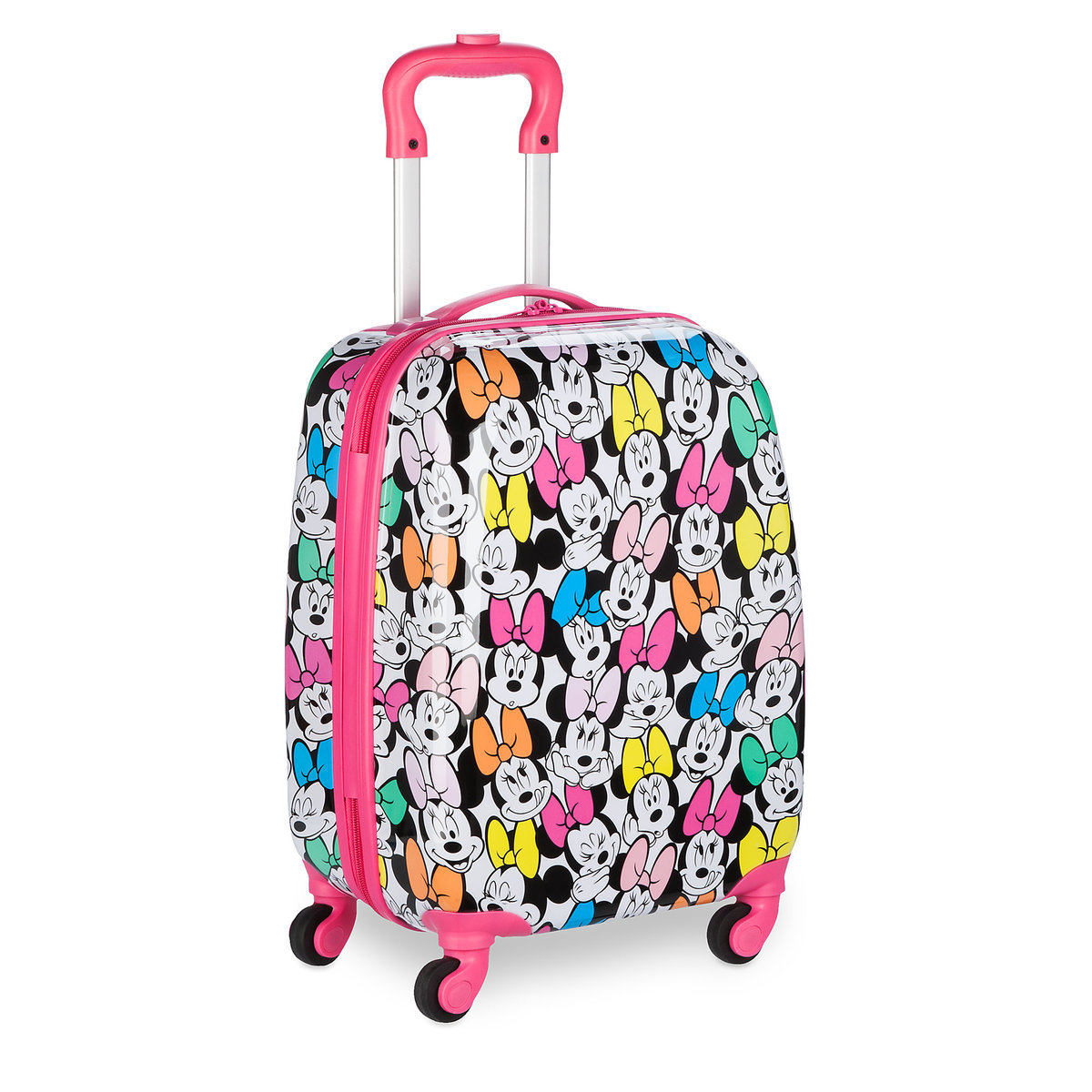 d392e06cea0 Product Image of Minnie Mouse Rolling Luggage for Kids   1
