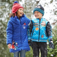 Elena of Avalor Puffer Jacket for Girls - Personalizable