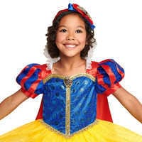 Image of Snow White Costume for Kids # 3