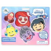 Image of The Little Mermaid Emoji Sticker Patch Set # 2