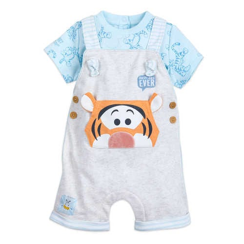 Disney Tigger Dungaree Set for Baby