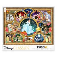 Image of Disney Classics Jigsaw Puzzle by Ceaco # 1