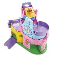 Image of Disney Princess Light & Twist Wheelies Tower - Fisher Price - Belle # 3