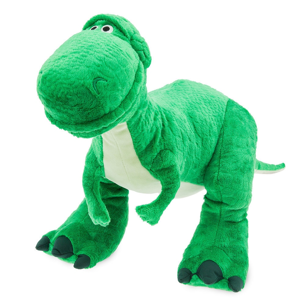 Rex Plush - Toy Story 4 - Medium - 14'' Official shopDisney