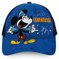 Image of Mickey Mouse ''Celebrate'' Baseball Cap for Kids # 1