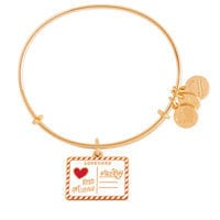 Mickey & Minnie Postcard Bangle - Alex and Ani