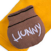 Image of Winnie the Pooh Costume Bodysuit Set for Baby # 5
