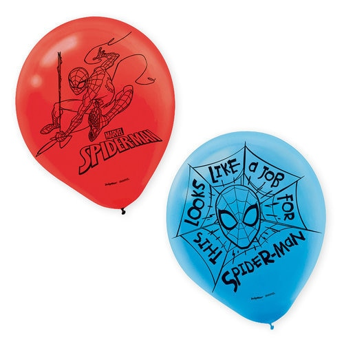 Spider-Man Webbed Wonder Balloons