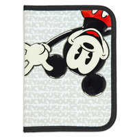 Image of Mickey Mouse Zip-Up Stationery Kit # 1