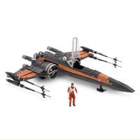 Image of Poe Dameron and X-Wing Fighter Set - Star Wars: The Last Jedi # 2