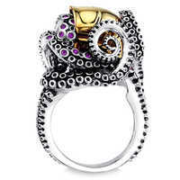 Image of Ursula Tentacle Ring by RockLove - The Little Mermaid # 2