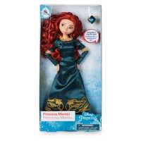 Image of Merida Classic Doll with Ring - Brave - 11 1/2'' # 2