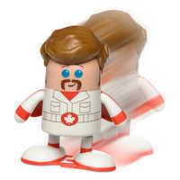 Image of Duke Caboom Shufflerz Walking Figure - Toy Story 4 # 3